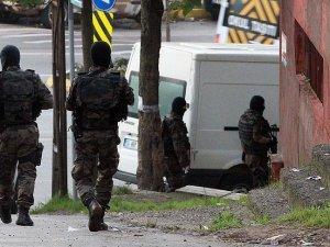 İstanbul'da terör operasyonu: 12 gözaltı