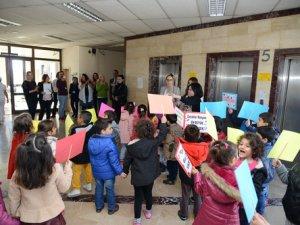 Kadıköy Belediyesi, çocuklar tarafından işgal edildi