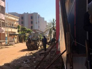 Mali'de 6 THY personeli kurtarıldı