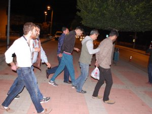 Antalya'da 3 IŞİD'li yakalandı