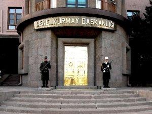 TSK, PKK hedeflerini imha etti