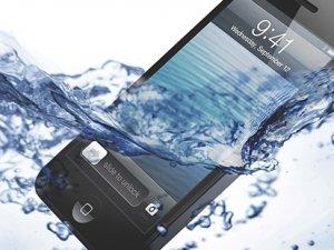 Yeni iPhone su geçirmiyor