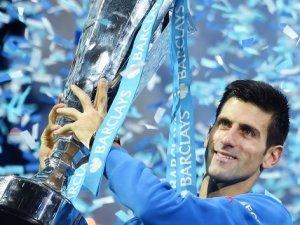 Djokovic'ten üst üste 4. şampiyonluk