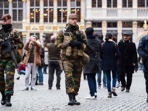 Brüksel'de terör operasyonu: 16 kişi gözaltına alındı