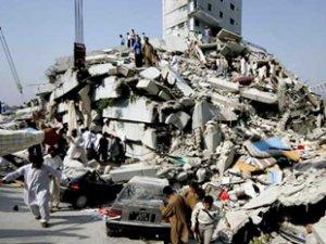 Pakistan'da 6.2. büyüklüğünde deprem