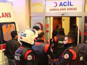 Şanlıurfa'da polis aracına silahlı saldırı: 1 şehit, 1 yaralı