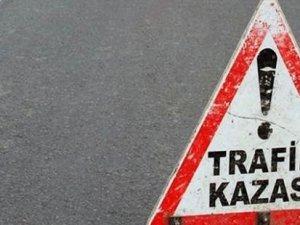 Aydın'da virajı alamayan otomobil takla attı: 7 ölü