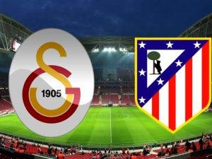 Galatasaray, hocasız ve kaptansız Madrid'e uçtu