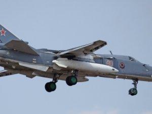 İşte Türkiye'nin düşürdüğü Su-24 tipi Rus uçağı