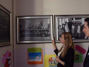Tarihi okulda '24 Kasım' nostaljisi