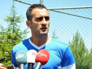 Antalyaspor'a bir şokta Erman Kılıç'tan