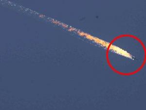 Pilotlardan biri Suriye ordusunun elinde