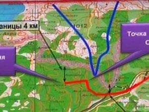 Rusya uçak rotasını yayınladı