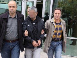 Kız kaçırmadan ceza alan şahıs tutuklandı