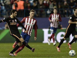 Galatasaray tur şansını Madrid'de yitirdi