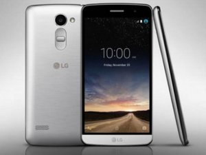 İşte LG'nin yeni telefonu