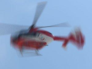 Rusya'da helikopter kazası: 15 ölü