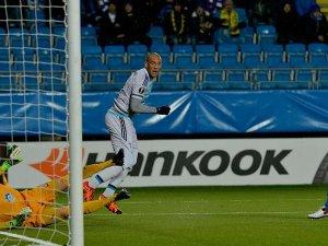 Fenerbahçe Molde deplasmanında avantaj sağladı