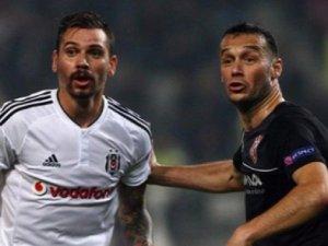 Beşiktaş'ta Ersan şoku