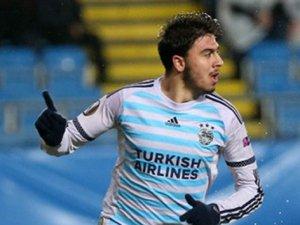 Ozan Tufan, ilk golünü attı