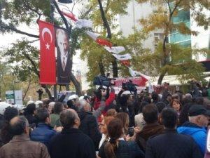 Ankara'da özgür basın müdahalesi