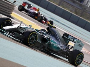 Formula 1'de son durak Abu Dabi