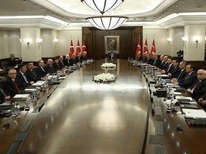 Başbakan Yardımcılarının görev alanları belli oldu