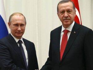 Erdoğan ve Putin Paris'te ayrı salonlarda olacak