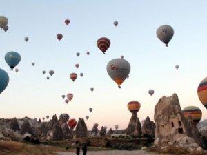 Kapadokya'nın turizm pastası büyüyor