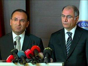 İçişleri ve Adalet Bakanlarından 'Tahir Elçi' açıklaması