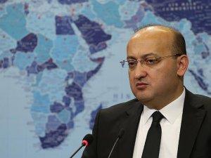 Başbakan Yardımcısı Akdoğan Diyarbakır'daki saldırıyı kınadı