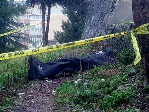 Kağıthane'de ceset bulundu