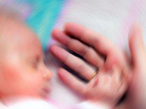 2 aylık bebek kusmuğundan öldü