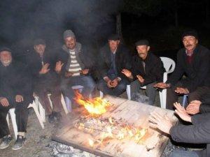 Yozgat'ta vatandaş kömür nöbetinde