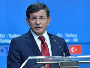 Başbakan Ahmet Davutoğlu: AB ile vize serbestisi konusunda bir takvim ortaya kondu