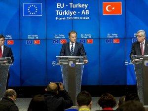 AB-Türkiye Zirvesi'nden çıkan kararlar