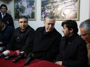 Cumhurbaşkanı Erdoğan: Birliğimizi kimsenin parçalamasına fırsat vermeyeceğiz