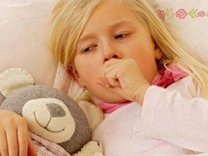 Çocuğunuzun öksürüğü alerjik mi?
