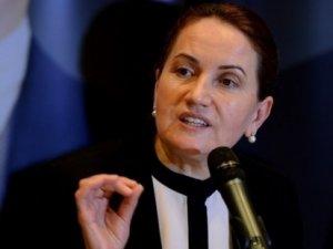 Meral Akşener'den olağanüstü kurultay çağrısı
