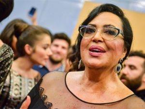 Türkan Şoray'ın filminin gösterimi yapıldı