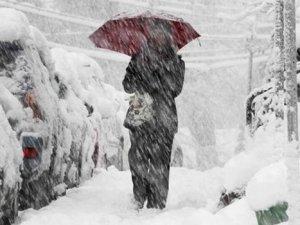 Meteoroloji'den yoğun kar uyarısı
