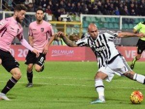 Juventus'un çıkışı sürüyor