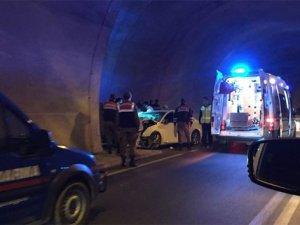 Artvin'de trafik kazası: 1 ölü