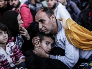 Anlaşmadan bir gün sonra mülteci operasyonu