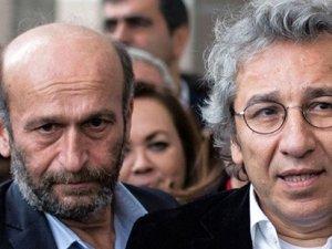 Can Dündar ve Erdem Gül'ün itirazları reddedildi