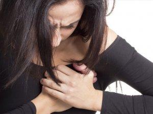 Kadınlarda menopoz sonrası kalp krizi riski yüksek