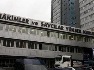 HSYK, 17 hakim ve savcı için inceleme başlattı