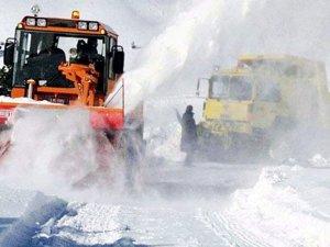 Erzincan'da 38 köy yolu ulaşıma kapandı