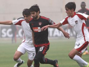 Gaziantepspor puanları Muhammet Demir'le topluyor