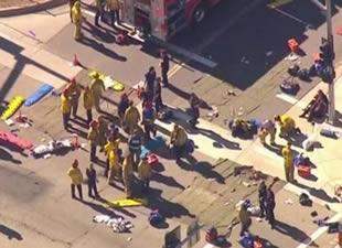 ABD'de silahlı saldırı, 14 Ölü, 17 Yaralı